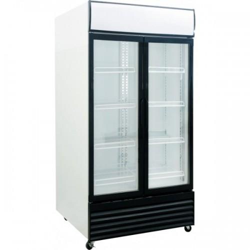 Prodis Xd700 700ltr Glass Door Fridge
