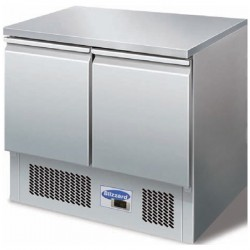 Blizzard BCC2-ECO: 2 Door Refrigerated Compact Gastronorm Counter