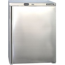 Blizzard UCR140: Stainless Steel Under Counter Refrigerator