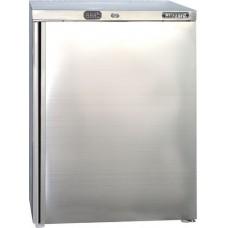 Blizzard UCR140: Stainless Steel Under Counter Refrigerator