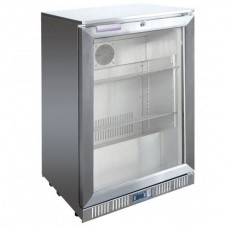 Kool NRLS-BS130A Silver Single Door Bottle Cooler