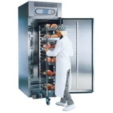 FOSTER BCCFRI1: Roll In Cabinet Blast Chiller 75kg Chilling / 15kg Freezing Capacity