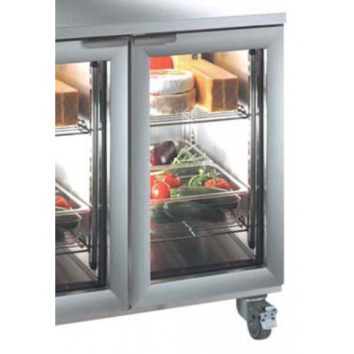 Foster Ep14g Ecopro G2 14 Refrigerated Counter Glass Doors 585