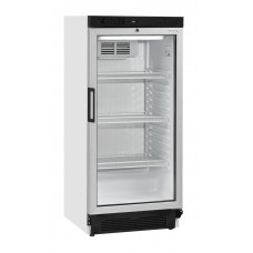 Tefcold FS1220: Glass Door Display Fridge - Only 1315mm high