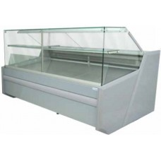 Igloo LUZON BA200: 1m Serve Over Counter with 770mm Deep Decking