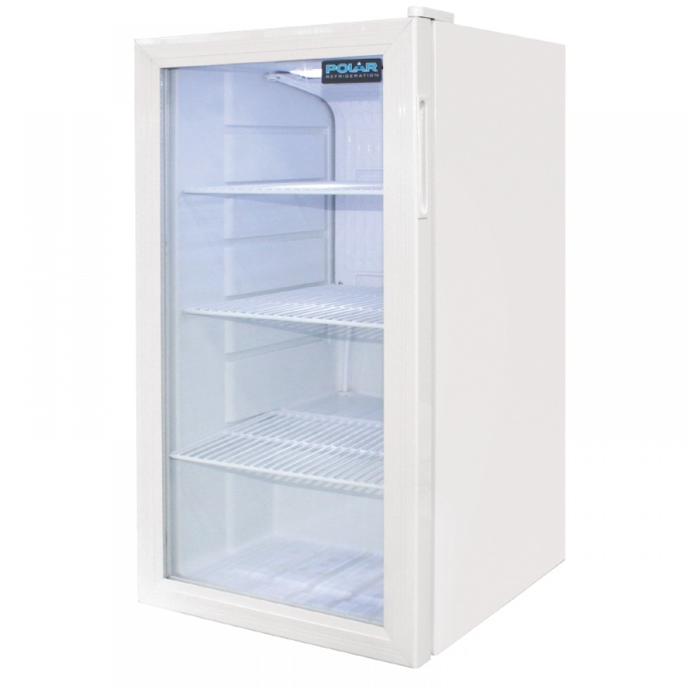 Polar Cf750 Counter Top Undercounter Display Refrigerator