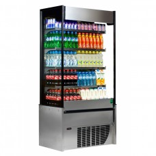 Framec Small 90X: Multideck Display Refrigerator (Stainless Steel)