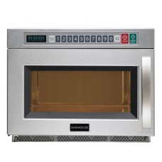 Daewoo KOM9F50: 1500W Touch Control Commercial Microwave Oven - Medium to Heavy Duty