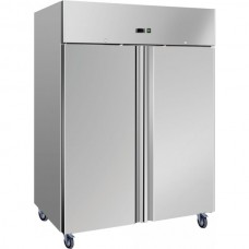 Artikcold GN1410BT - 1400ltr Commercial Freezer in Stainless Steel - Heavy Duty