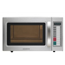 Daewoo KOM9P11: 1100W Commercial Microwave Oven - Light Duty - Programmable