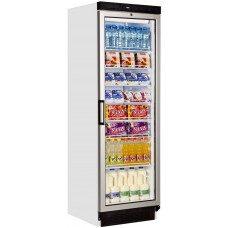 Tefcold FS1380: 372Ltr Glass Door Display Fridge