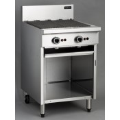Blue Seal Cobra CB6 CE352-N: Natural Gas Chargrill