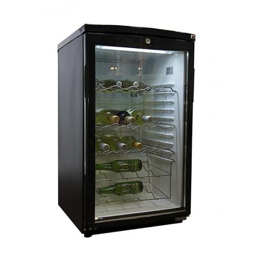 Blizzard Wine105 Wine Glass Door Wine Cooler