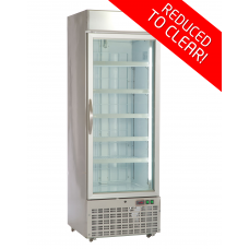 Helios 700: Heavy Duty Display Freezer with Fully Adjustable Shelves | REDUCED TO CLEAR - BEST PRICE EVER!