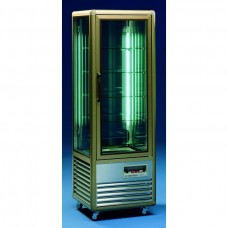 Tecfrigo Continental 350 G: Continental Chilled Patisserie Display - glass shelves