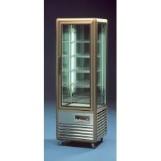 Tecfrigo Continental 350 Q: Continental Chilled Patisserie Display - wire shelves