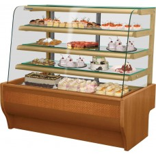 Igloo Marta 1.3W: Refrigerated Patisserie Chocolate Display Cabinet