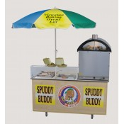 Spuddy Buddy Concept: Mobile Potato Station