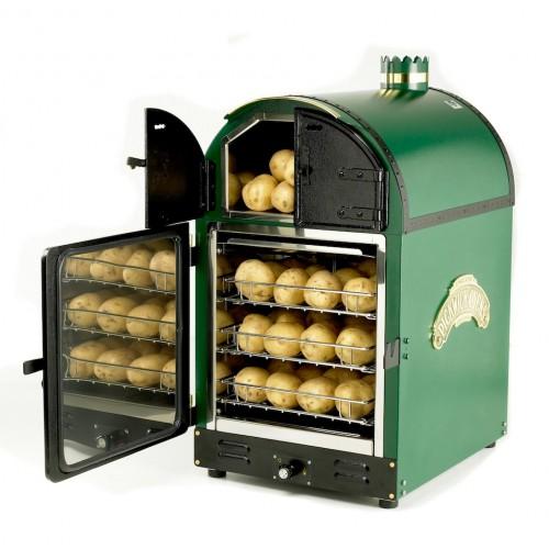 Pickwick Village Stove Potato Baker Propane Jacket Potato
