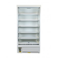 Blizzard HC100: High Capacity Multideck Tiered Display 1mt