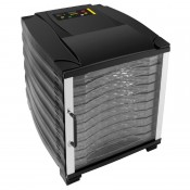 Buffalo CD965: 10 Tray Dehydrator with Timer and Door
