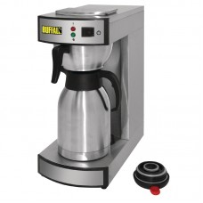 Buffalo DN487: Pour On Coffee Machine & Vacuum Flask