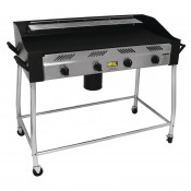 Buffalo GL179: Buffalo LPG Barbecue Griddle