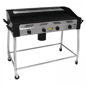 Buffalo GL179: Buffalo LPG Barbecue Griddle