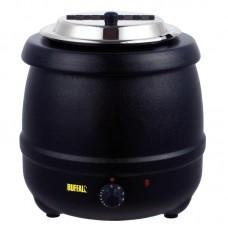Buffalo L715: Black Soup Kettle 10Ltr