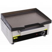 Buffalo P108: Countertop Electric Griddle - 385x280mm