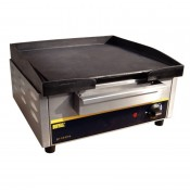 Buffalo P109: Countertop Electric Griddle  - 380x385mm