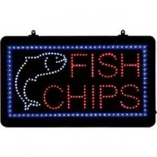 Fish & Chip Shop Signs