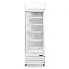 Capital Cooling Pegasus PE1D: Glass Door Display Freezer - 350Ltr