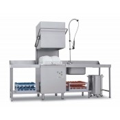 ColGed STEELTECH18-00: Pass Through Dishwasher - 4.5kW / 25 Amp