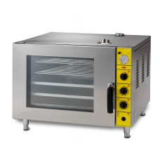 Coven 5EP mecc: 5 Grid Electric Bakery Oven 7.8kW - Mechanical Control