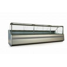 Igloo Samos SA220: 1m Serve Over Counter with 770mm Deep Decking
