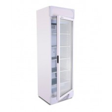Artikcold UF382G: 382Ltr Glass Door Freezer - Fixed Shelves