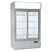 Blizzard GD1000SL: Sliding glass door fridge