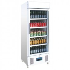 Polar DM076: 368lt Glass Door Display Cooler
