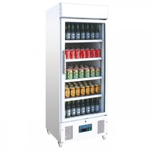 Polar DM076: 336lt Glass Door Display Cooler