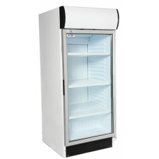 Artikcold VIZ24C: Low-Level Glass Door Chiller Display - 1.5m tall