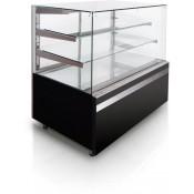Igloo GLC-600 Cube: Gastroline Refrigerated Buffet Display with LED Lighting