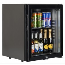 Tefcold TM42G: Minibar Display Fridge