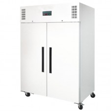 Polar CD616: 1200ltr Double Door Catering Freezer - Medium Duty