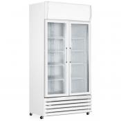 Capital Cooling Vesta 800 MK2: Hinged Glass Door Display Fridge - 805Ltr