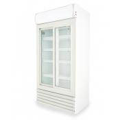 Capital Cooling Vesta 800S MK2: Sliding Glass Door Display Fridge - 805Ltr