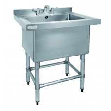 Vogue CE141: Deep Bowl Sink (Taps are sold separately. Product code for the taps : Y770)