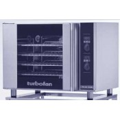 Blue Seal E32D4: Blue Seal Turbofan Electric hard wired convection oven