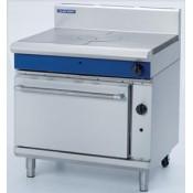 Blue Seal G570: Evolution 900mm Gas Target Top Static Oven Range