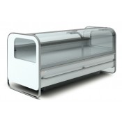 ES System K Catania CAT/125: 1.25m Fan Assisted Spherical Glass Deep Serve Over